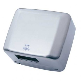 HD-GSQ250A-BS Satin Stainless Heavy Duty Hand Dryer