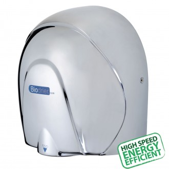 BE08 Biodrier Eco High Speed Energy Efficient Dryer
