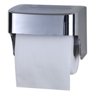 WR-CD-8037C Chrome Single Toilet Roll Holder