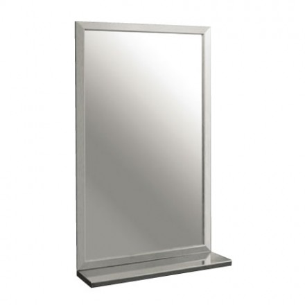 Product Detail - WR-K4066B Stainless Steel Framed Mirror