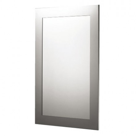 Product Detail - WR-K2436 Stainless Steel Framed Mirror
