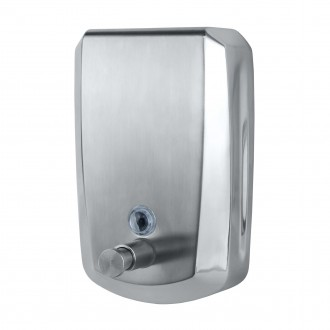 WR-J-08/09 Stainless Steel Vertical Soap Dispenser