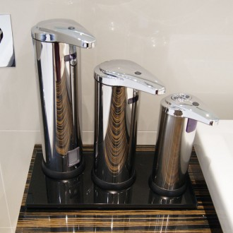 WR-ZYX Automatic Stainless Freestanding Soap Dispenser