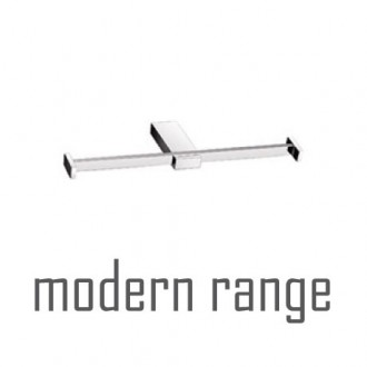 WR-YG111805A - 'Modern' Range of Chrome Bathroom Accessories