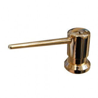 WR-AC62050 Gold Counter Mounted Soap Dispenser