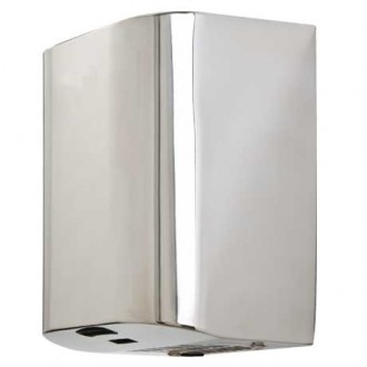 Junior HD-CD3235BS Polished Stainless High Speed Hand Dryer