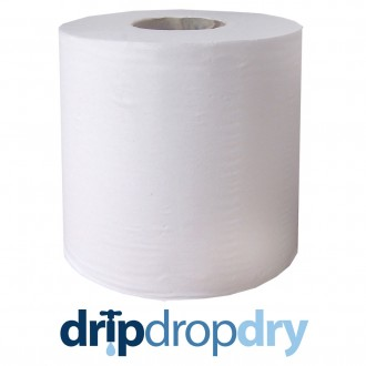 WRC-PR495 - White Centre Feed Paper Towel