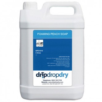 WRC-SPD1366 - Foaming Peach Soap