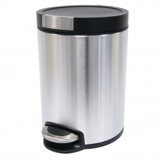 WR-EK9225MT-5L - 5 Ltr Soft Close Bathroom Pedal Bin