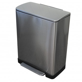 WR-268MP-50L - 50ltr Wide Pedal Bin
