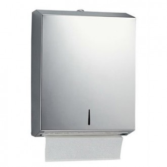 WR-H6-DISP Stainless Steel Paper Towel Dispenser