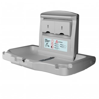 WR- J8001A Horizontal Baby Changer - GREY
