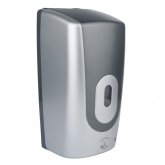 WR-CD-5008B - Silver/Grey Automatic Foam Soap Dispenser