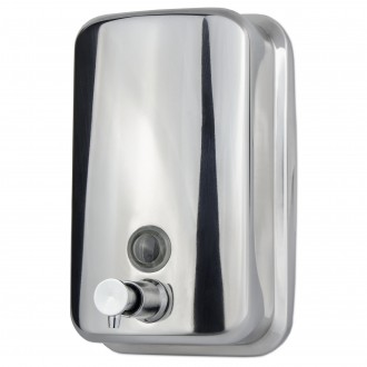 WR-J-04/05 Polished Stainless Steel Soap Dispenser 800/1000ml